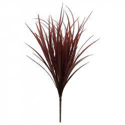 Havrekärve, orange 50cm, konstgjord växt