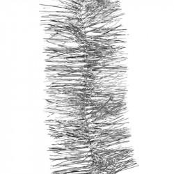 Glittergirlang, Ø: 7,5 cm Silver