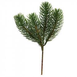 Grangren, plastgran tomtenisse, 29cm, konstgjord växt