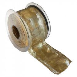 Guldband, 60mm, 25m