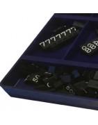 Compact Midi 6,3mm prissystem ⇒ Klodssystem til nem prismærkning!