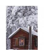 Find vinterbannere til vinterdekorationerne hos Brondsholm.dk
