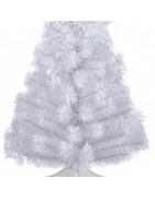 Kunstige hvide juletræer | Køb pynt til julen online