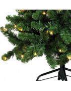 Kunstige juletræer med lys | Find alt du mangler gran til julen