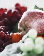 Kunstige frugter & grøntsager i plastik til dekoration ⇒ Køb her!